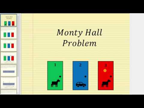 The Monty Hall Problem: Switch Doors or Not?