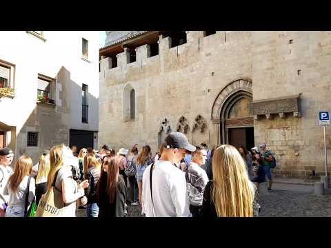 Girona oraz Montserrat - czyli dzień pełen atrakcji