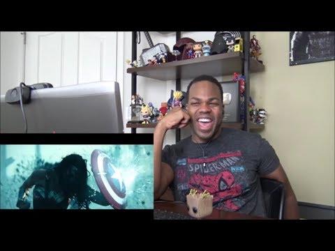 MARVEL/DC: UNITY - Fan Edit Special (Fan Made) - REACTION!!!