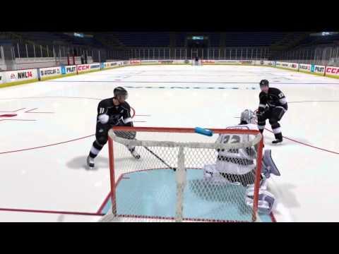 NHL 14 Goalies Gameplay Trailer PS3 Xbox360