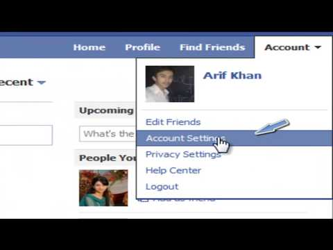 Stop Messages from Facebook in YahooMail (old video)