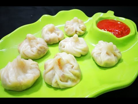 Vegetable Momo | Dim Sum | Dumplings - Chef Lall's Kitchen