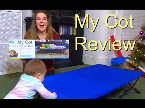 Regalo My Cot Review