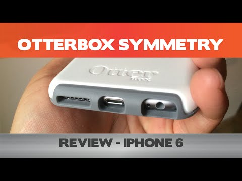 Otterbox Symmetry Review - Double the thickness of your iPhone 6 with this