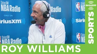 UNC Coach Roy Williams Went to Summer League to Watch His Guys