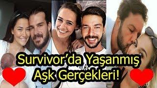 Survivor'da Yaşanmış Aşk Gerçekleri! - Survivor 2019 Bomba Aşk!