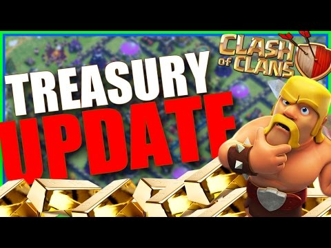 Clash of Clans - The Treasury Update!