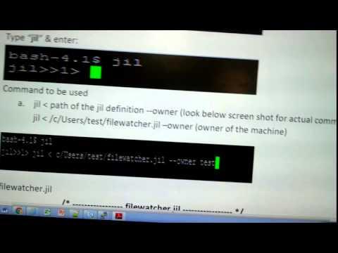 Unix Autosys Job JIL command - Part1