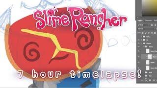 Slime Dad! | Jacksepticeye Speedpaint - PakVim net HD Vdieos Portal