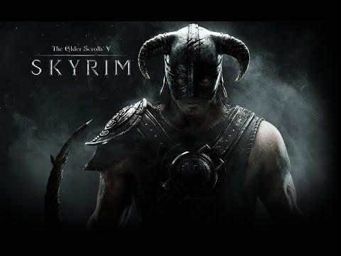 How to play Skyrim Fullscreen