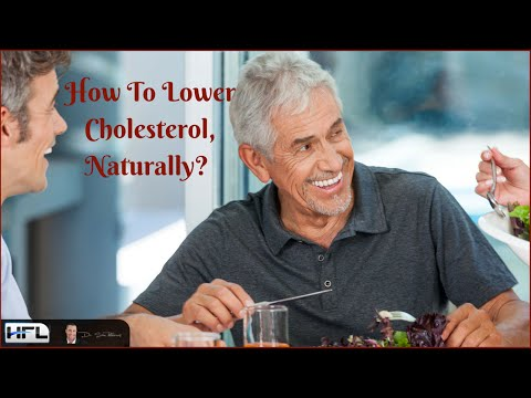 How To Lower Cholesterol Naturally For Men?