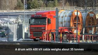 Underground cable in the National Grid - How it