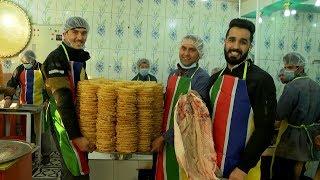 Download بامداد خوش - خیابان - دیدار سمیر صدیقی از یک ماهی فروشی در قلعه نجارا شهر کابل Video