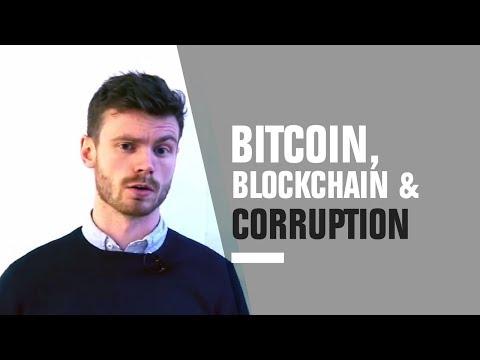 Blockchain, Bitcoin and Corruption | Knowledge Hub Answers
