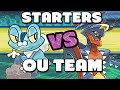 All Starter Pokemon Team! - Pokemon Omega Ruby and Alpha Sapphire Wifi Battle - ToyDualer