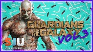 Bautista's Advice for New Guardians 3 Director - SJU