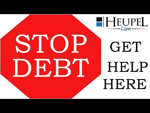Colorado Bankruptcy Attorney - Kevin Heupel Talking About Getting Out of Debt