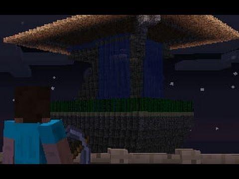 The Dark Spire - Minecraft ideas