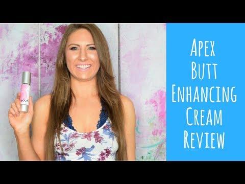 Apex Booty Butt Enhancing Cream Review