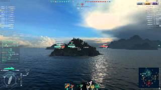 [ 戰艦世界 Wows ] Ognevoi 六階蘇聯驅逐 首場試航