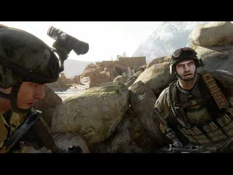 Medal of Honor Xbox 360 Gameplay footage