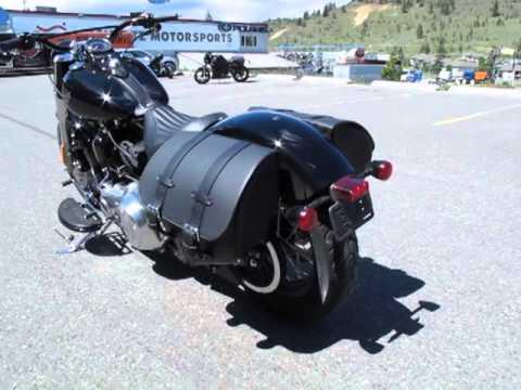 2013 Harley Davidson FLS Softail Slim