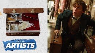 REAL LIFE Muggle Proof Suitcase - AWEMe Artists