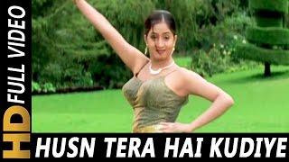 Husn Tera Hai Kudiye , Sonu Nigam, Jasbinder Kaur , Chandaal 1998 HD Songs , Mithun Chakraborty