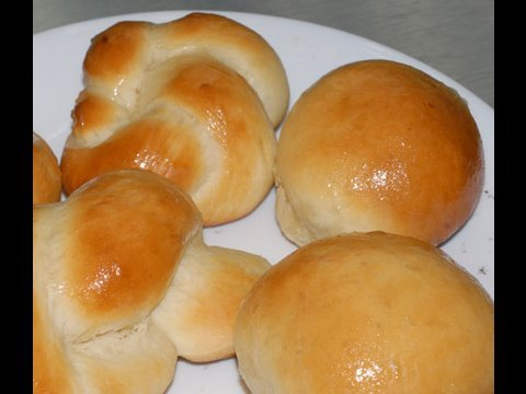 Bread Rolls - By VahChef @ VahRehVah.com