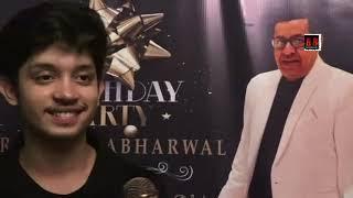 Birthday Party Of Rakesh Sabharwal & Launch Album On Mere Sapno Mei With Danish Alfaaz, Sniggy Chops