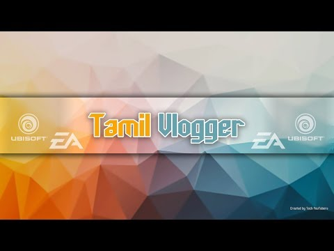 YouTube Channel Art Template - Royalty Free Download   Non Copyrighted