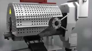 Continuous Polymer Melt Filter Ettlinger ERF