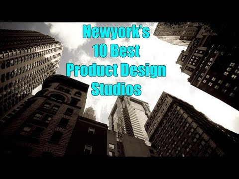 Top 10 Production Design Companies in Newyork | Industrail Design Companies in Newyork