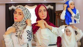 أفضل موديلات حجاب 2019 😍تحدي ( الحجاب الاسرع ) 💪🏻| AE game EP.18