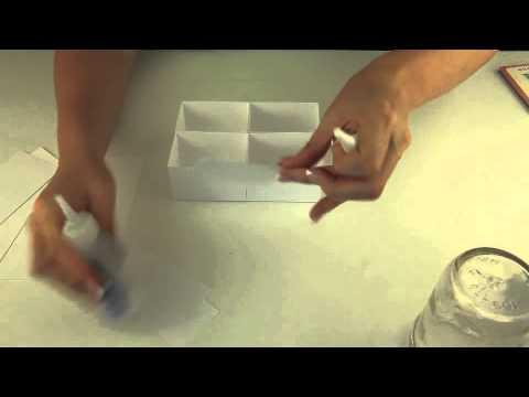 Vertical Life Card Storage Box