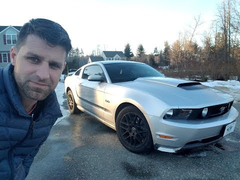 Did I win or lose?? I bought a 400+HP Mustang GT at Auction