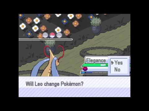 Pokemon Insurgence - Curing Damian and catching Deoxys, kyogre, and Darkrai