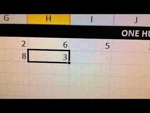 Pi in Excel