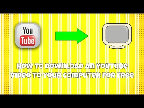 How to download a youtube video to your computer(Mac,PC) (Tutorial) ✔