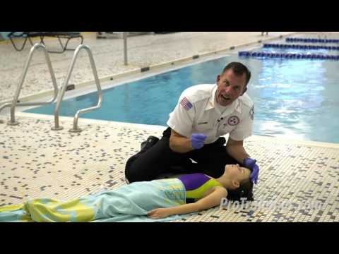 Child Rescue Breathing