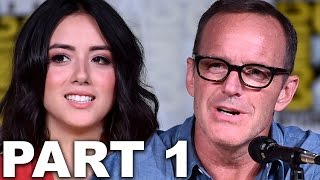 Agents Of S.H.I.E.L.D. Panel Highlights Part 1 - Comic-Con 2016