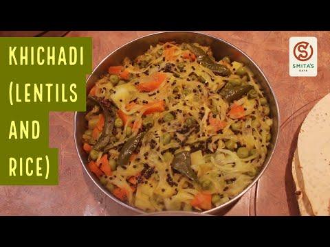 How to make khichadi (lentils and rice)
