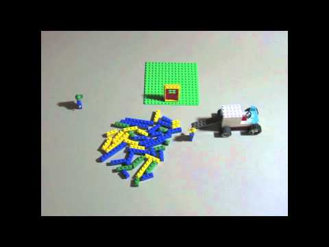 Lego Stop Motion Animation Made In iMovie