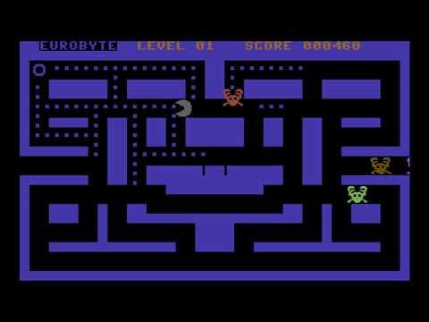 C64 Game: Grab-A-Crab