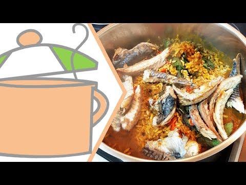 Nigerian Concoction Rice (Nigerian Palm Oil Rice) | All Nigerian Recipes