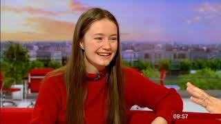 SIGRID Neil Young would be my dream to play with sound of 2018 winner INTERVIEW