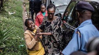 #x202b;ارتفاع حصيلة قتلى هجوم نيروبي الى 21 قتيلاً#x202c;lrm;