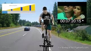 Spinning Virtual Ciclo 187 Hd Impactegym