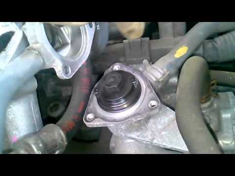 Honda V6.  How to Replace Intake Manifold & Throttle Body