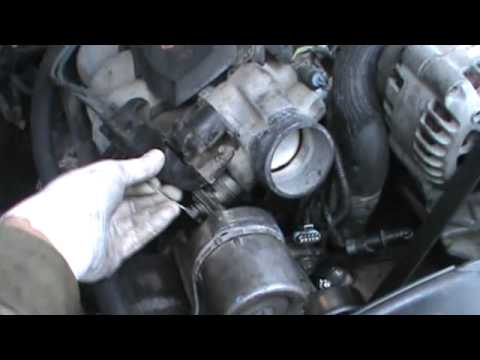 how to fix General Motors Vortec EGR problems